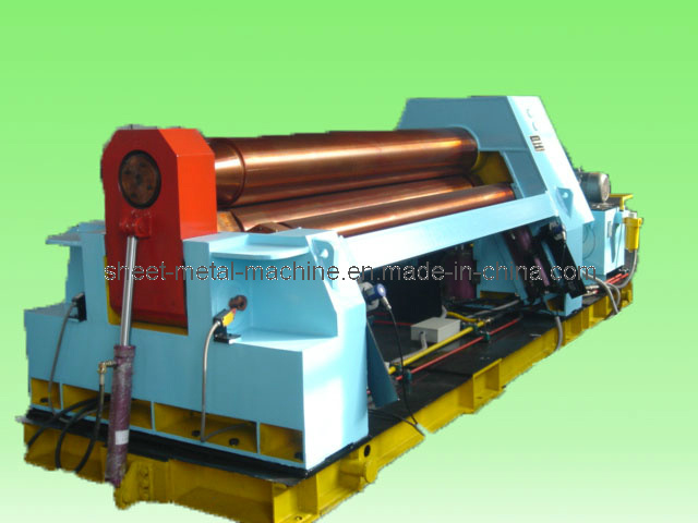 4 Roll Plate Rolling Machine (W12NC)