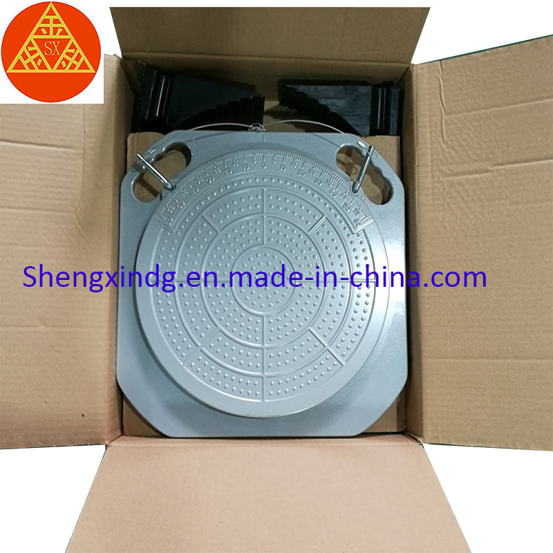 3D Wheel Alignment Wheel Aligner Turntable Turnplate Rotating Rotate Plate Jt009