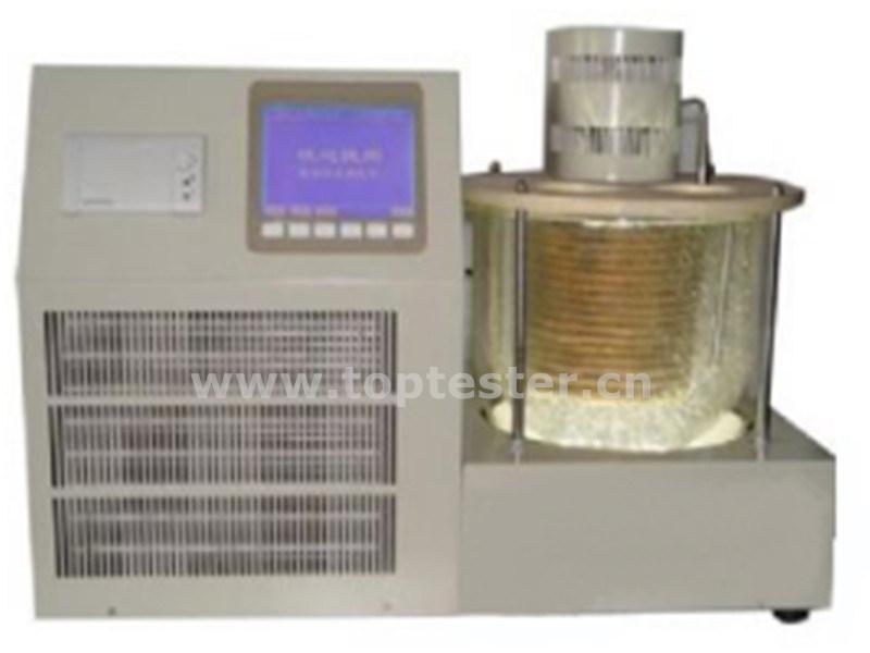 Lubricating Oil Transformer Oil Turbine Oil Kinematic Viscosity Meter (VST-3000)