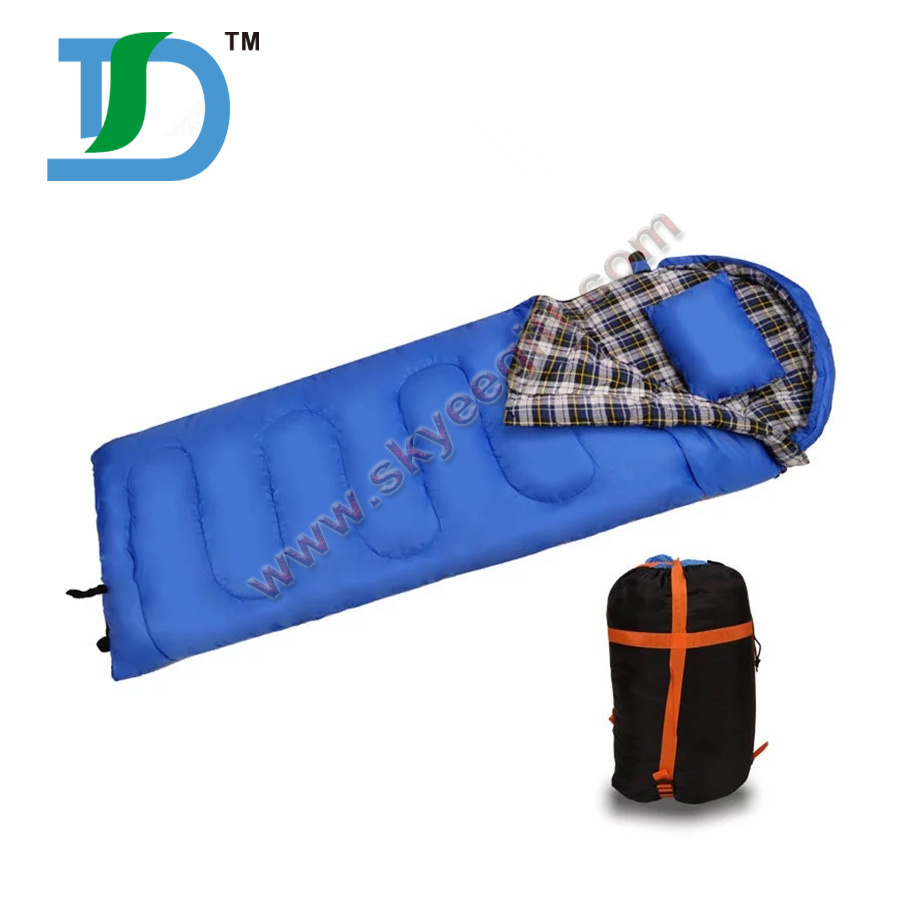 Outdoor Camping Warm Mummy Sleeping Bag