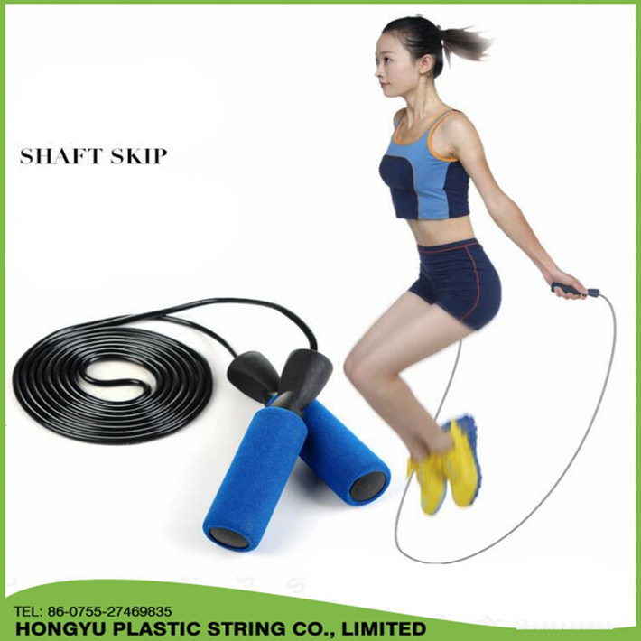2014 New Style and Top Quality Leather Jump Rope