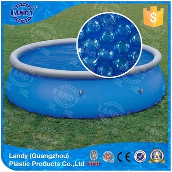 Plastic Solar Pool Cover for Swimming Pool