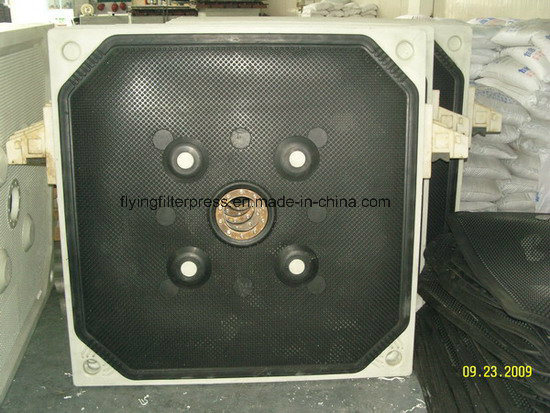 Membrane Filter Plates for Oil Industry