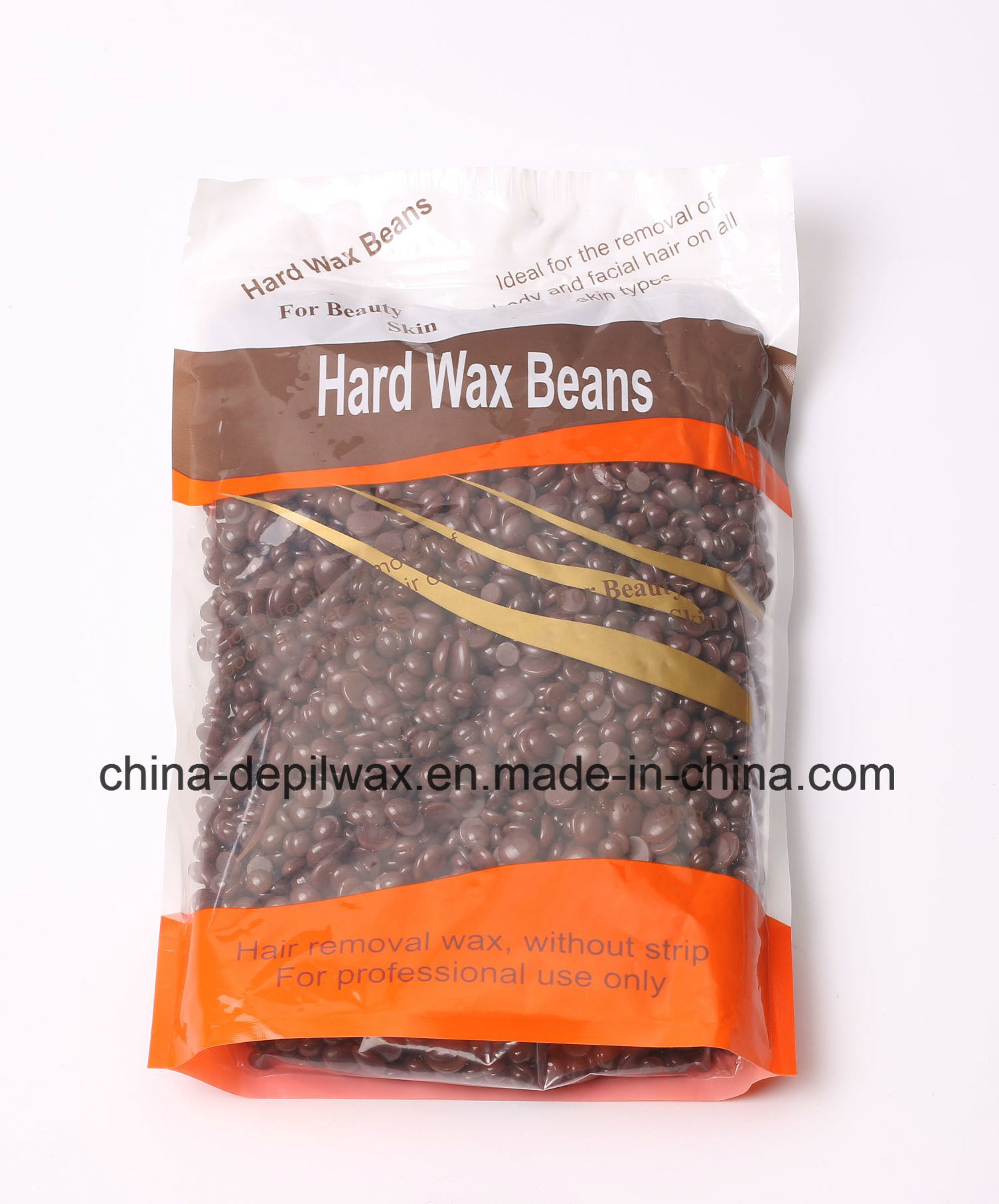 Depilatory Wax Chocolate Hard Wax Pellets