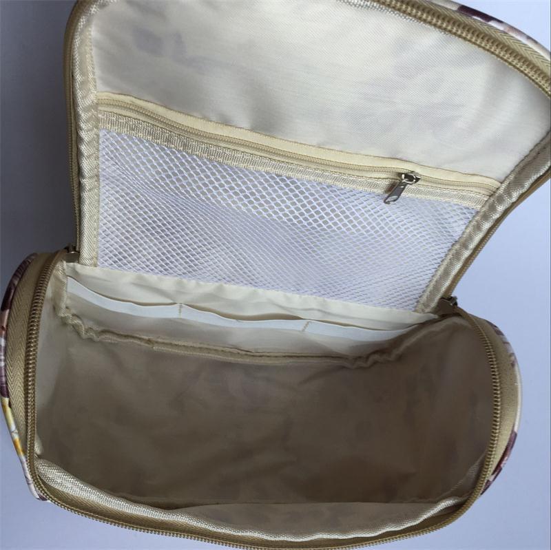 Microfiber Wash Bag Toiletry Bag for Women Cosmetic Bag