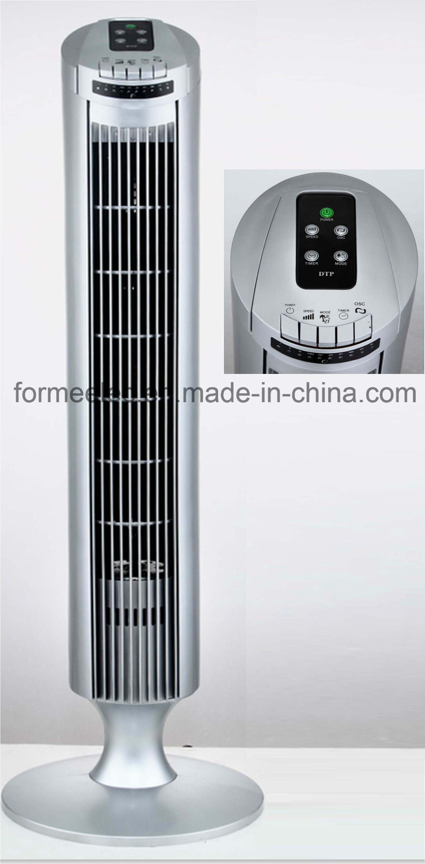 "36"" Tower Fan with Remote Control Electric Fan"