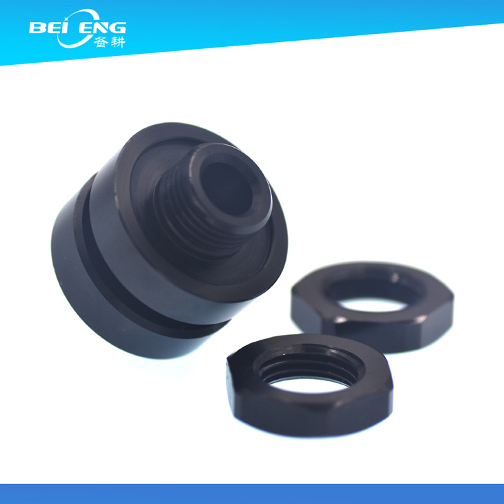 Precision CNC Machining Custom Black Delrin Parts Hight Quality Products