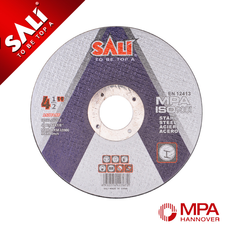 High Quality Abrasive Metal Cutting Disc and Steel Polishing Wheel