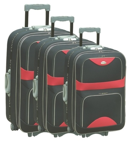 Cheap Price EVA Soft Luggage Case, Semi-Finished