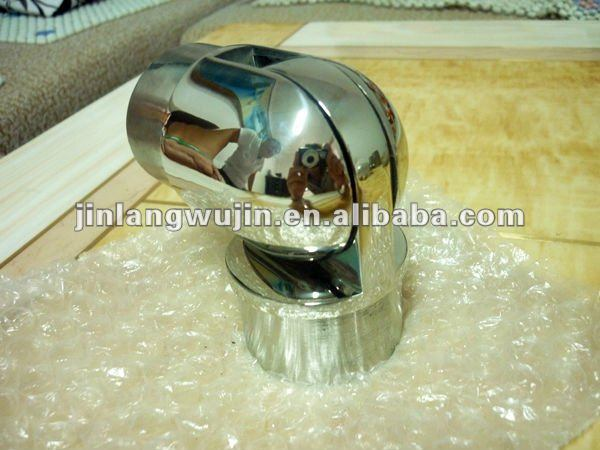 Stainless Steel Adjustable Tube Connector for Handrail (CO-3504)