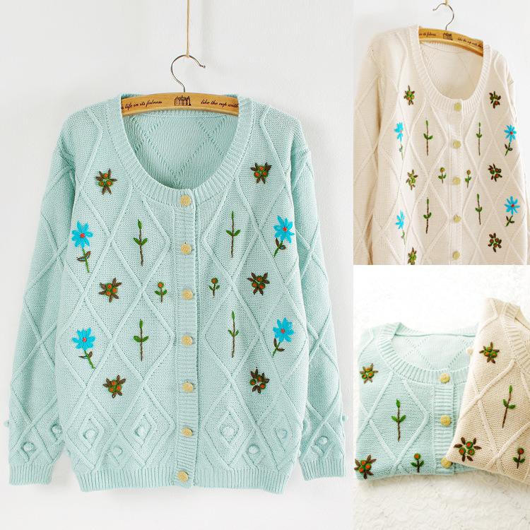 Woollen Cardigans Flat Knitting Machine
