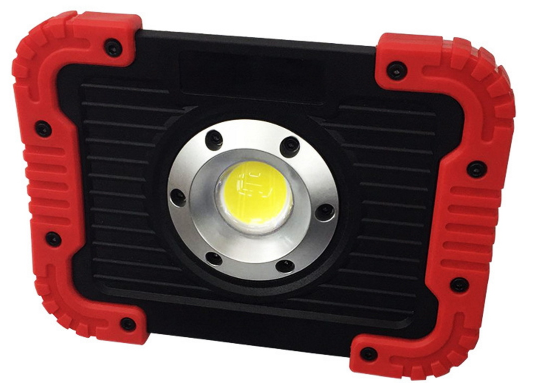 10W COB Rechargeable Flood Light