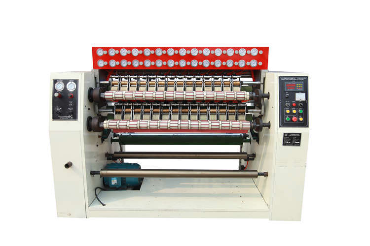 Super Clear Slitting Machine