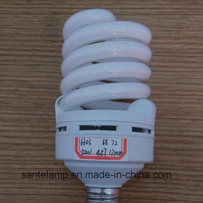 Energy Saving Lamp 50W 60W Full Spiral Compact Bulb CFL