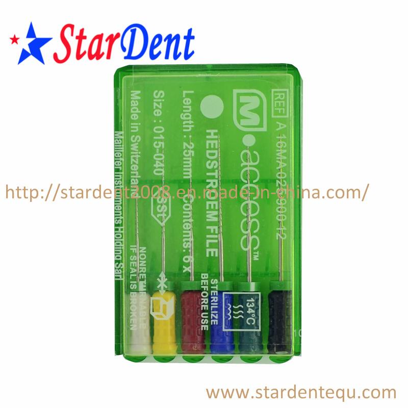 Dental Equipment Dentsply Maillefer K-File Instrument of Hospital Medical Lab Surgical Diagnostic Equipment