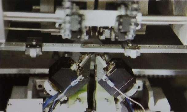 Automatic Axial Insert Machine XZG-4000EL-01-60 China Manufacturer