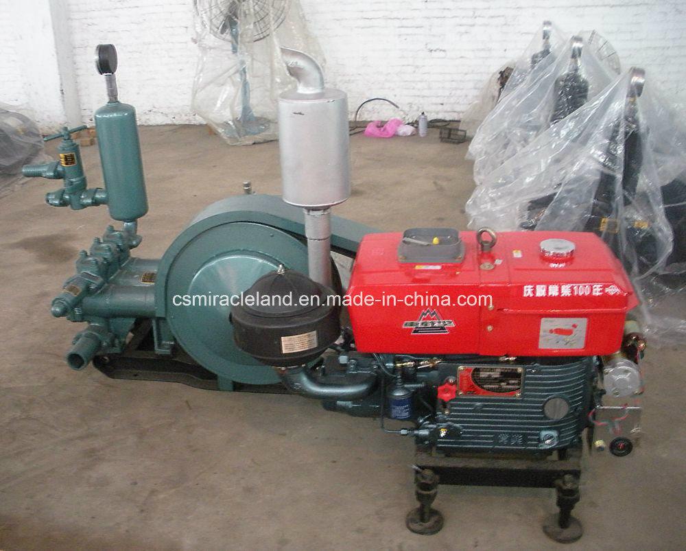 Horizontal Triplex Piston Mud Pump (BW-250)