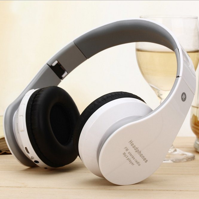 Top Quality Sound Comfortable Headband Style Bluetooth Wireless Headset