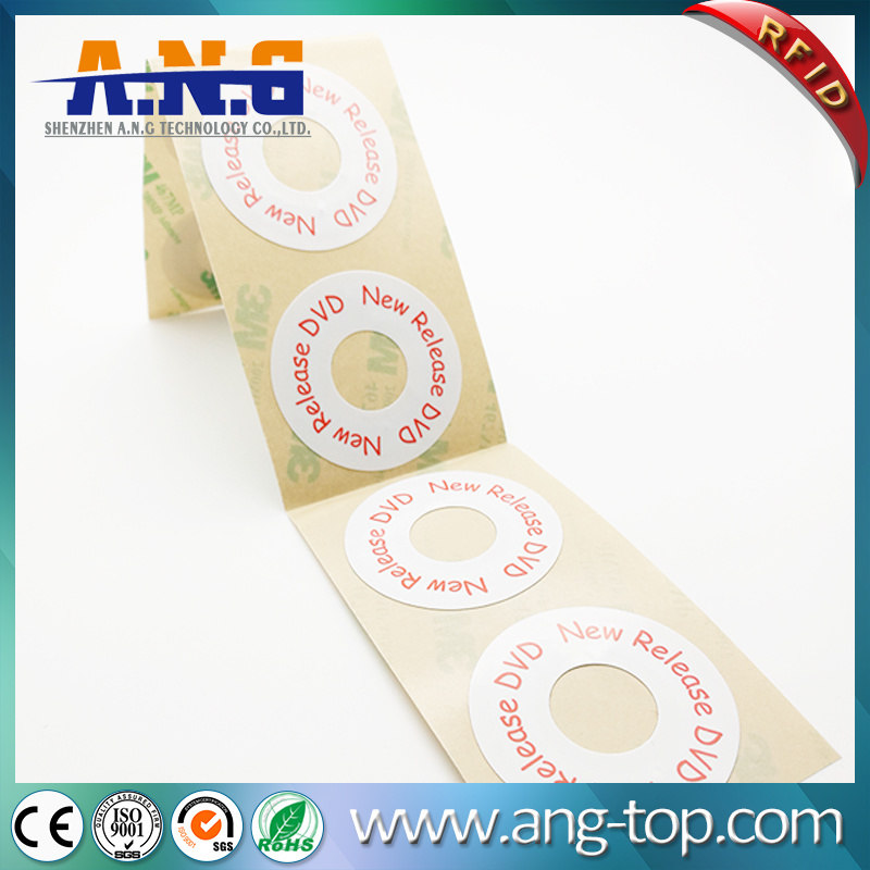 Long-Range Passive UHF RFID Tag Customize Printing