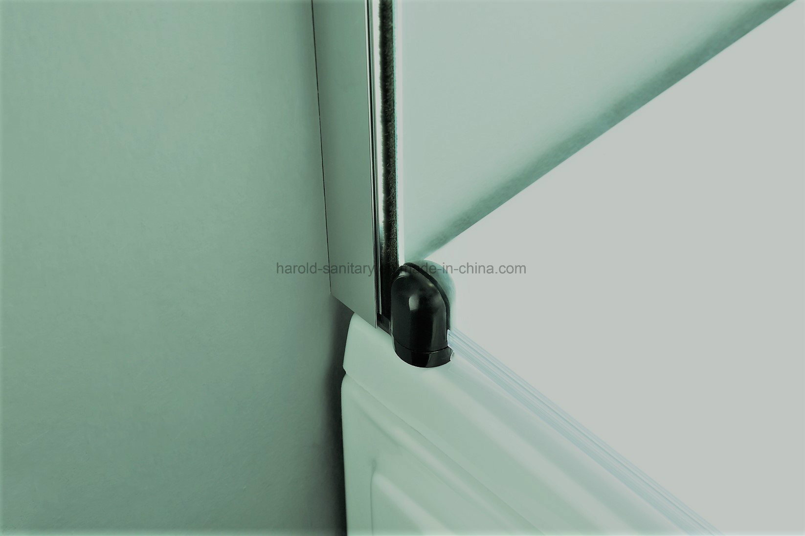 HR-P009 Lift-off Swing Shower Screen / Bathtub Screen