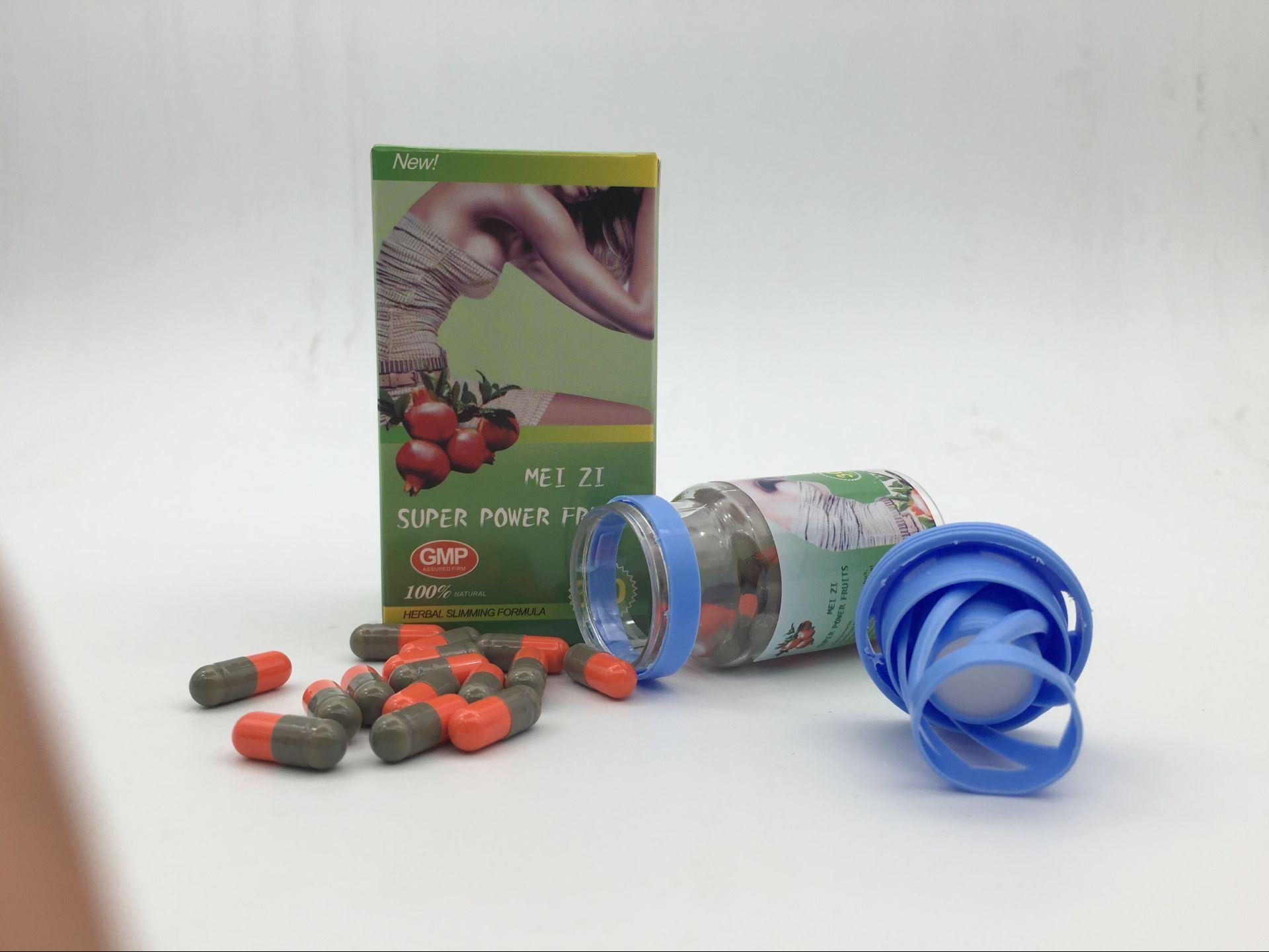OEM Private label Meizi Super Power Fruit Slimming Pills