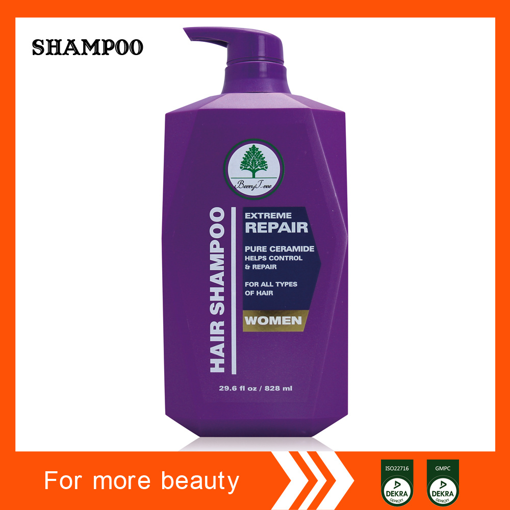 Hair Shampoo Different Funchion Avaliable Suitable for All Hair Types