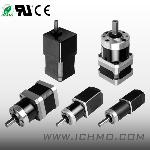 Hybrid Stepper Planetary Gear Motor (H281-1) with High Ratio