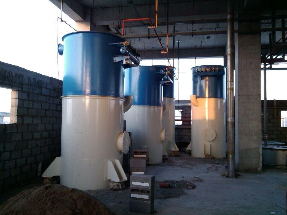 Spray Tower Process Detergent Powder Production Plant Equipment
