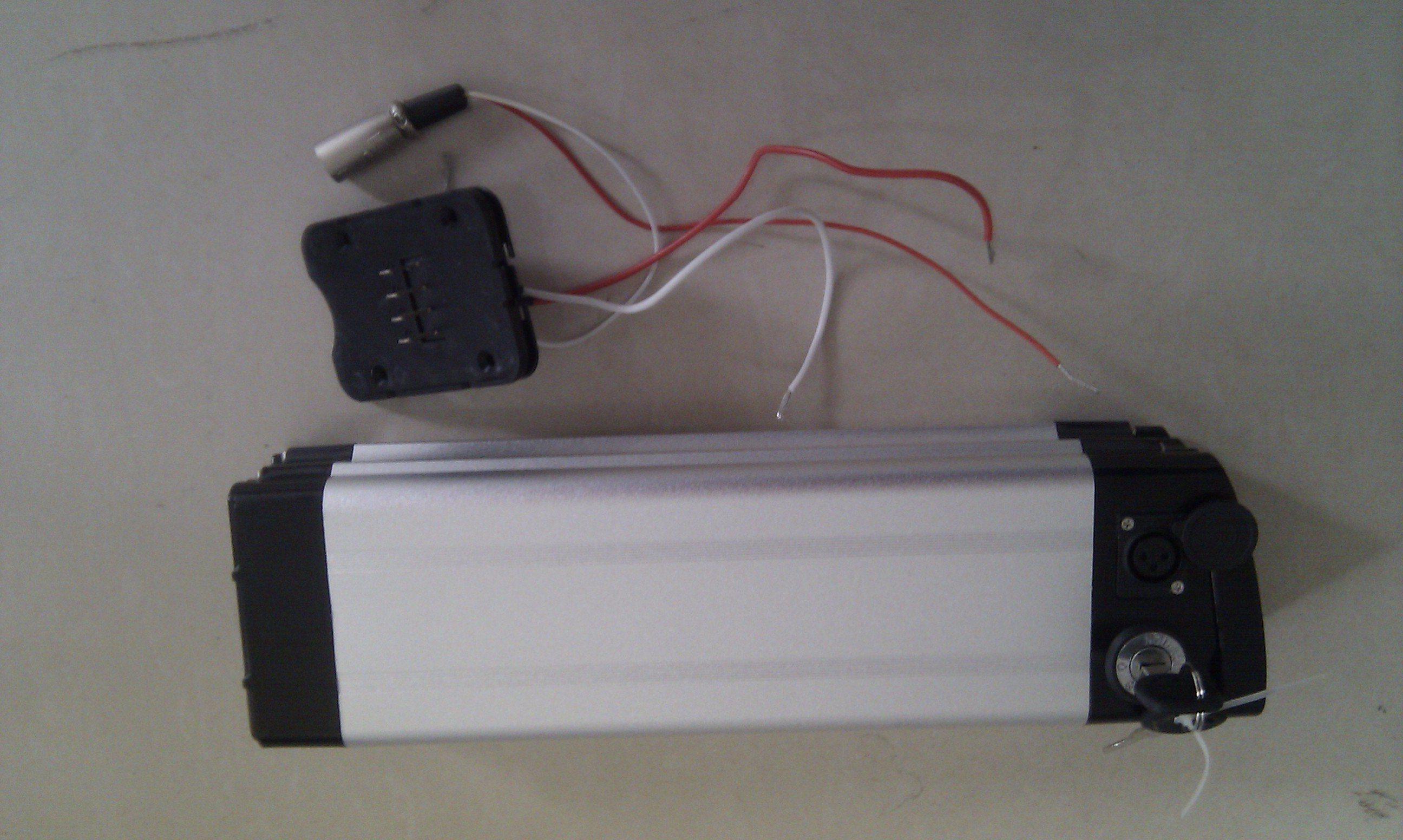 24V 7s9p Lithium Battery for Ebike