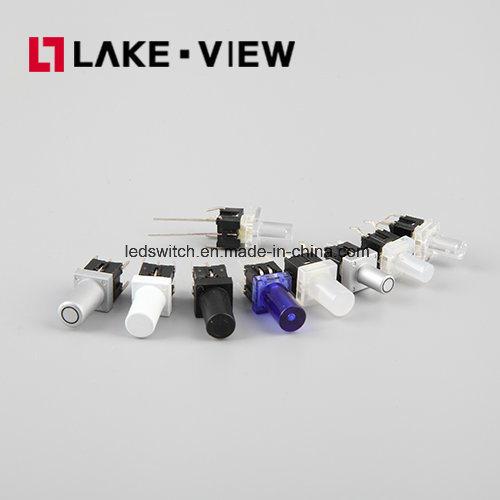 SGS Illuminated Dustproof Waterproof Micro 6*6mm Tact Switch