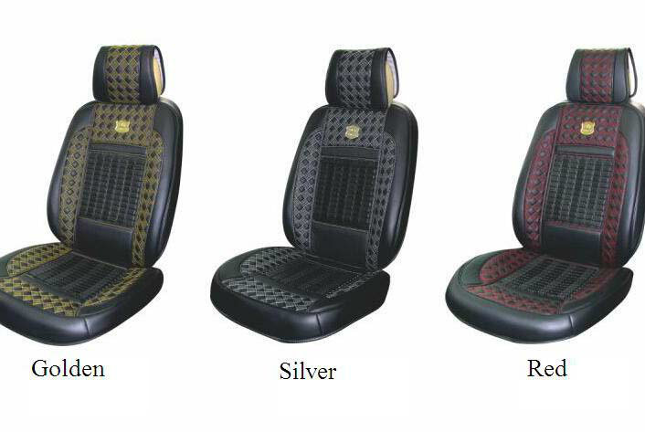 Bamboo Charcoal Car Seat Cover 3D Cushion