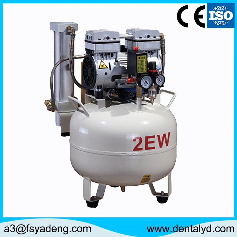 Medical Silent Oilless Oil Less Dental Air Compressor