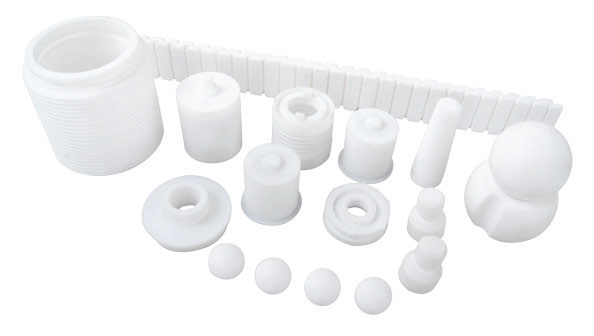 PTFE Irregular Parts Teflon Special Articles
