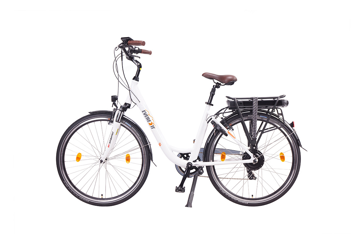 "28"" City Lady Electric Bike/Bicycle/Scooter Ebike Tr3-700-L En15194"