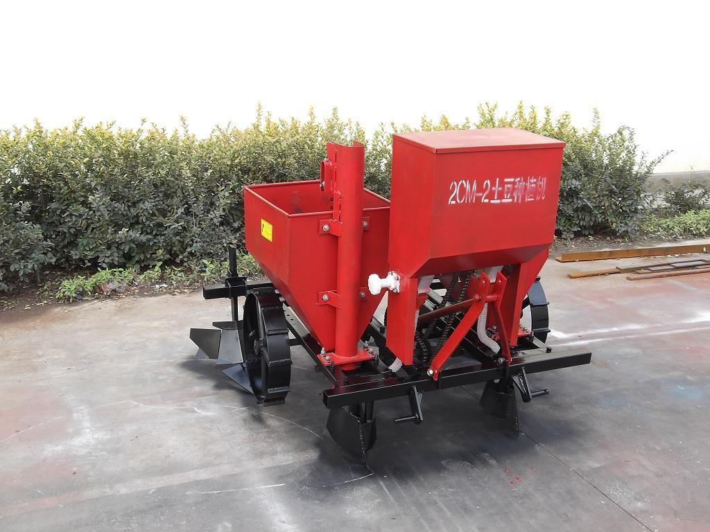 Two Point Tractor : China potato planter three point linkage on tractor