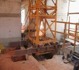 Inner Climbing Tower Crane QTG20 (TC3065)
