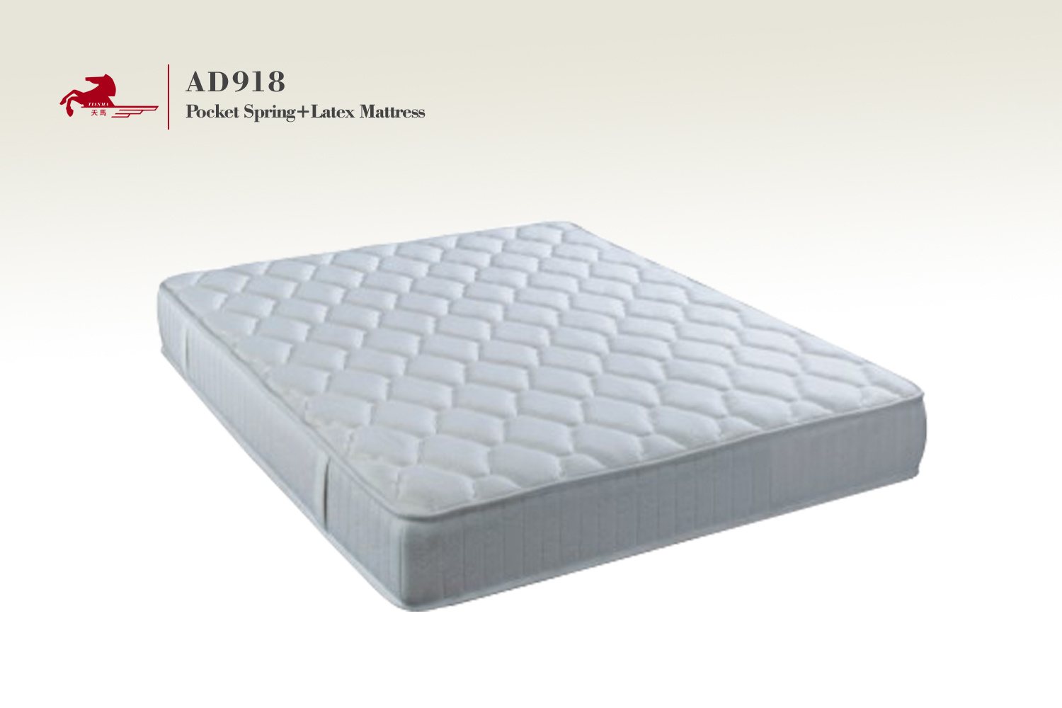 Pocket Spring And Memory Foam Mattress Ad948 Photos Pictures