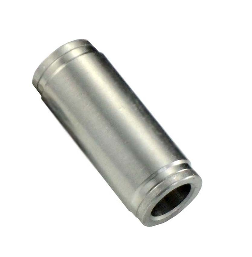 China stc stainless steel straight union push in fitting
