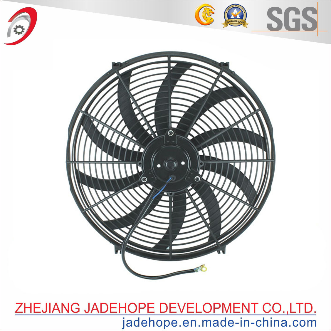 16 Inches Electronic Cooling Fan for The Auto Air-Conditioner Part