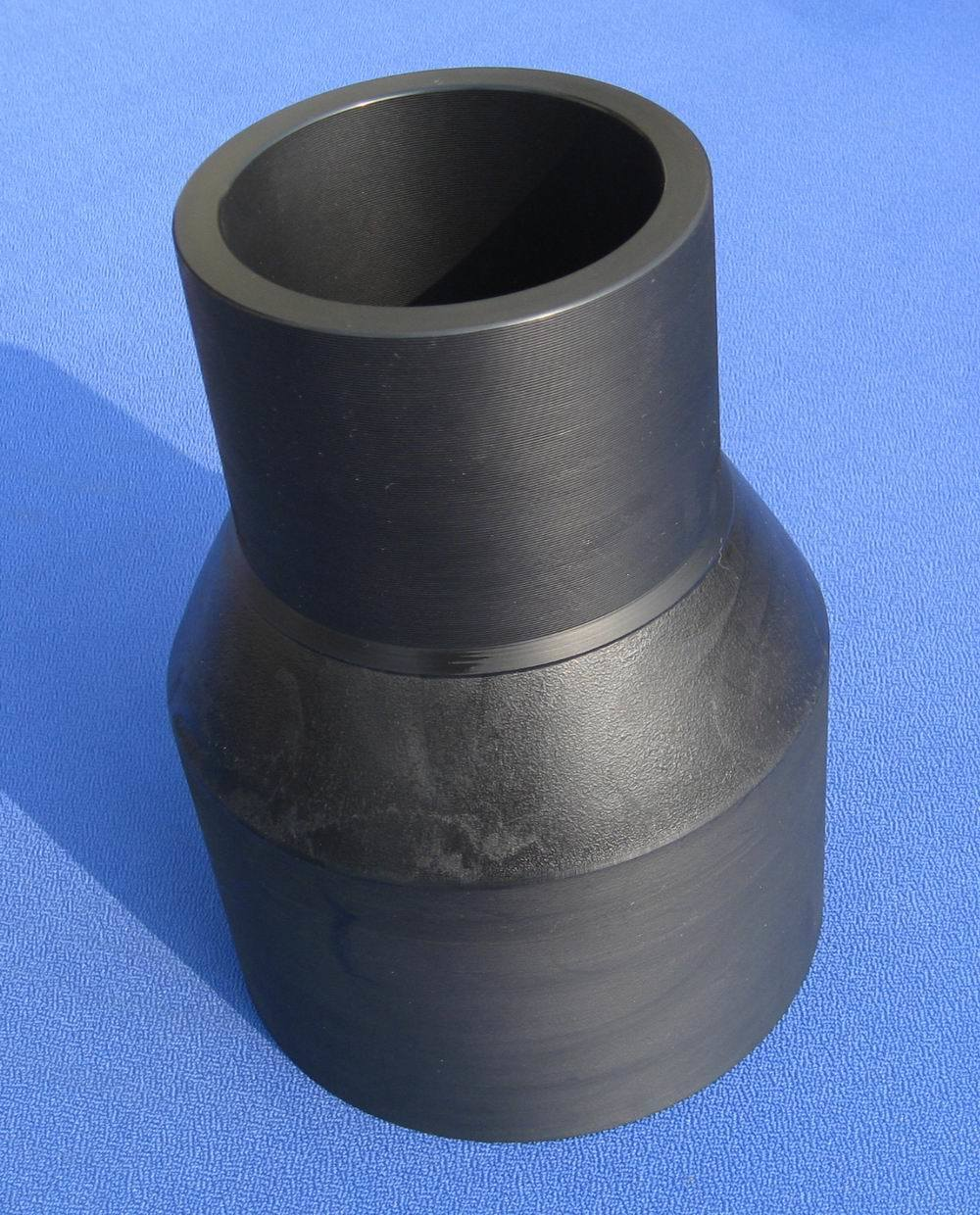 China hdpe pipe fitting lr