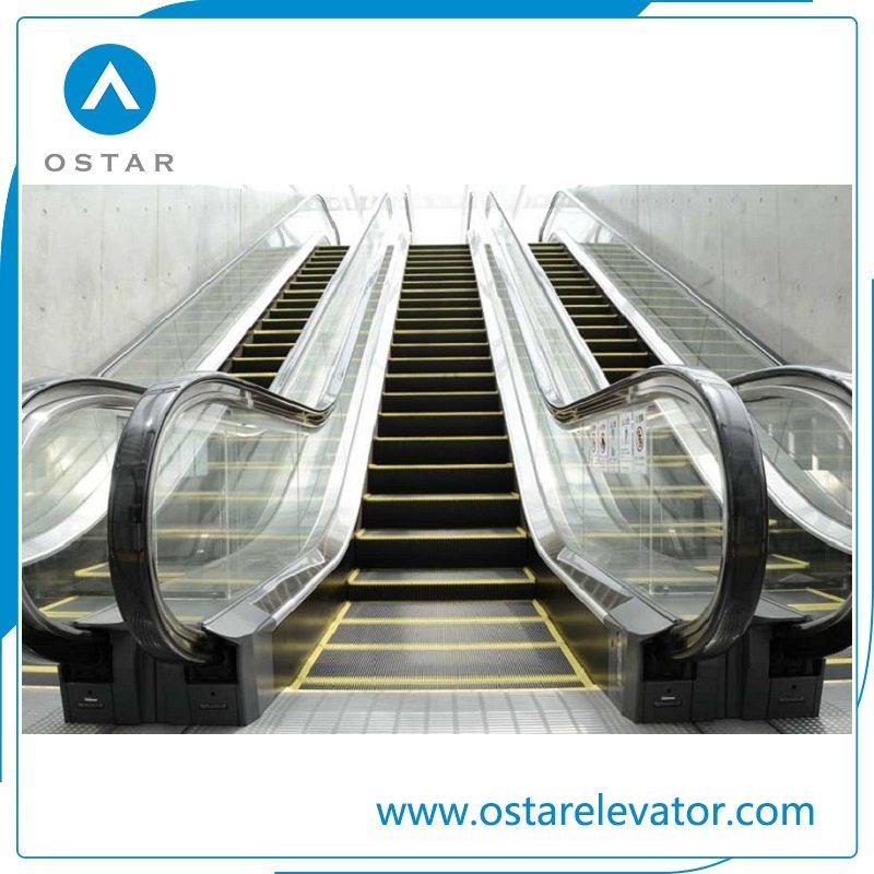 Energy-Saving Vvvf Escalator Price with China Manufacture