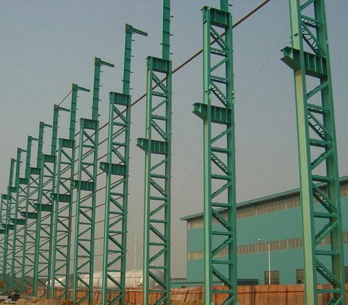 China Steel Column China Steel Column Steel Frame