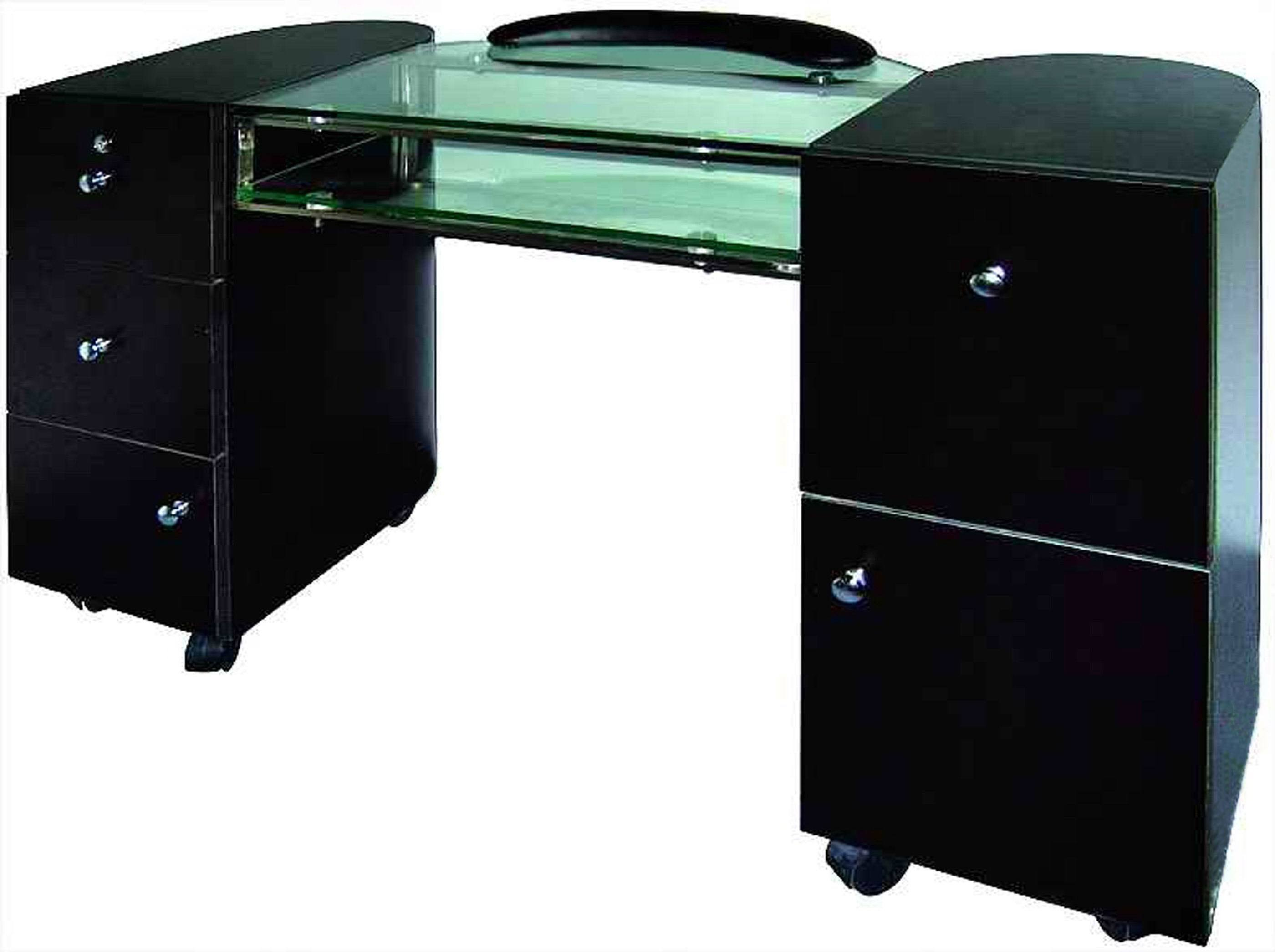 China nail table manicure table no 7 china manicure for Nail technician table