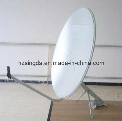 Ku-Band Satellite Dish 90cm II - China Satellite Dish,Satellite ...