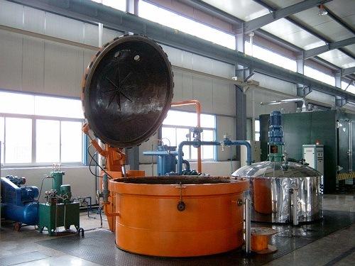 Vacuum Pressure Impregnation (VPI) Plant