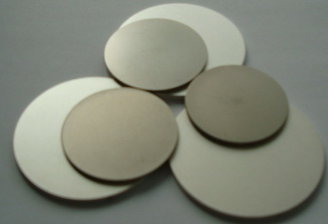 Surfaced Grinded Pure Molybdenum Discs