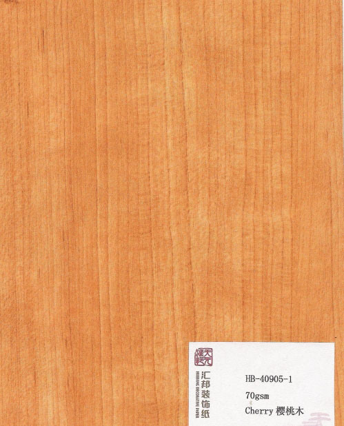 Cherry Impregnated Paper (HB-40905-1)