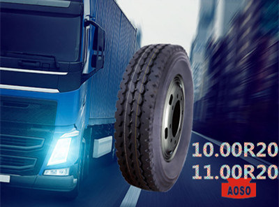 100% New Radial Tire for Truck and Bus 11.00r20 Aoso Brand
