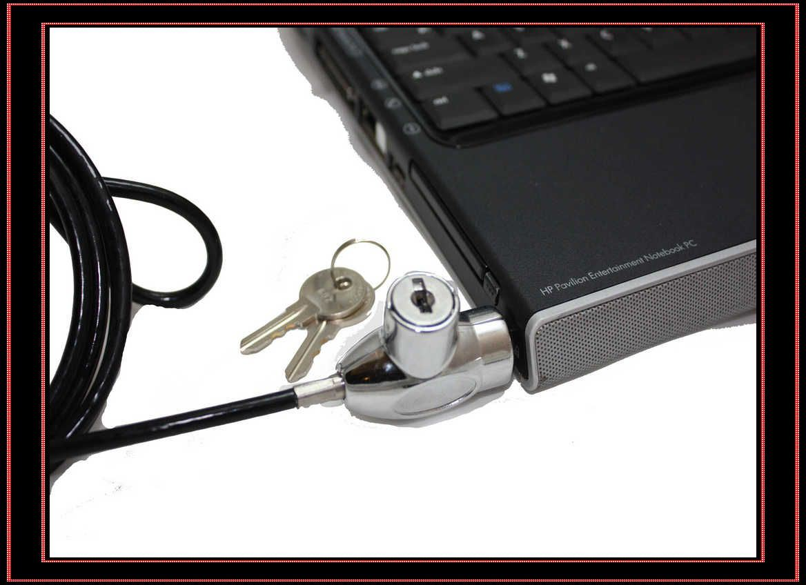 Key / Laptop Lock / Computer Lock - China Cable Lock, Notebook Lock