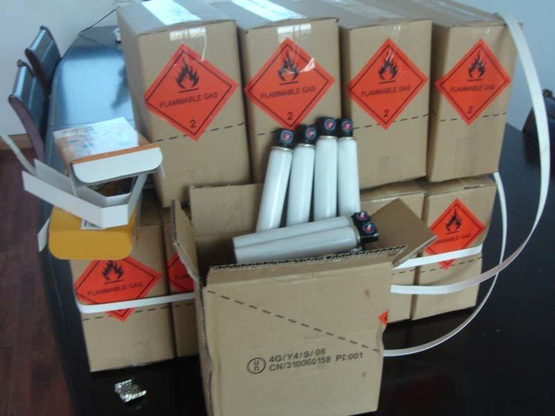 Fuel Cells Gas For Power The Air Guns